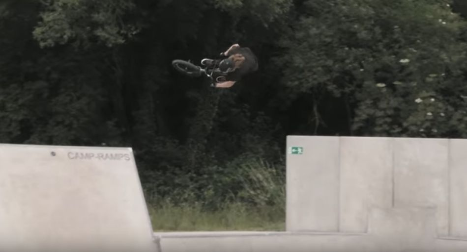 EURO BOWLS RAW - by Greg Illingworth BMX