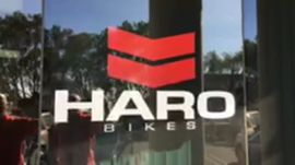 Haro Bikes Factory Tour visit Part 1 by USABMX