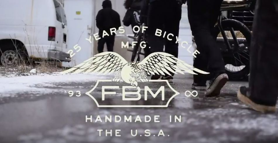 BMX- FBM Warehouse/Machine Shop Session by FBM Bike Co.