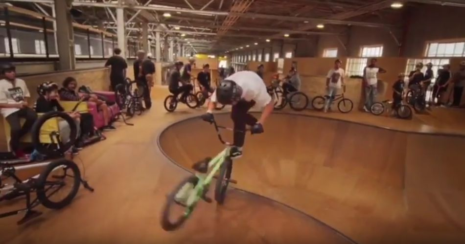 Teaser: Ride Further Tour 2018 @ Skills Park by freedombmx