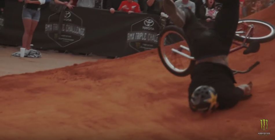 2018 Toyota BMX Triple Challenge - Arlington, TX by Monster Energy