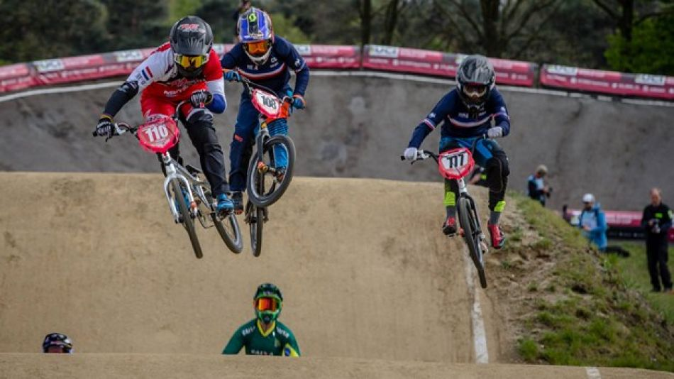 Recap: 2017 UCI BMX Supercross World Cup - Papendal (NED) / Day 1