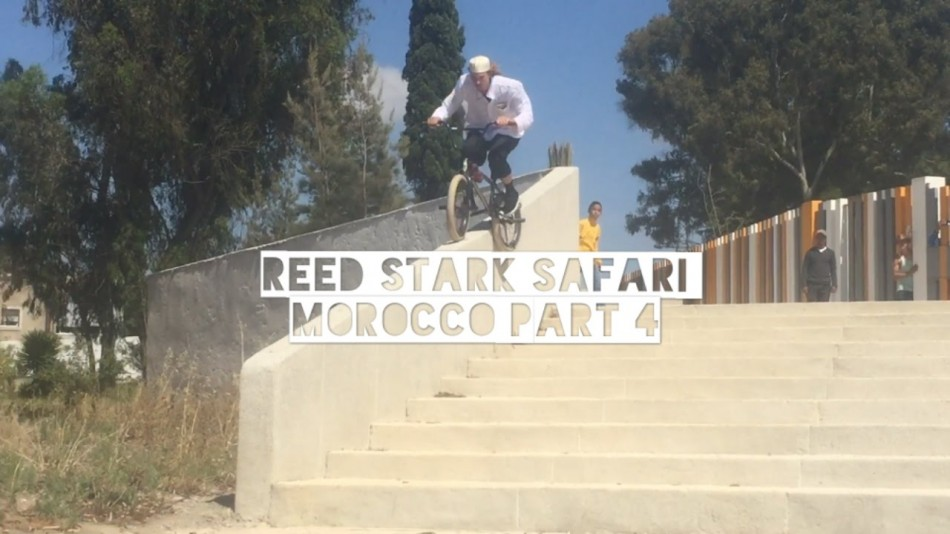 MOROCCO PART 4: FEEBLE SITUATIONS - by Reed Stark