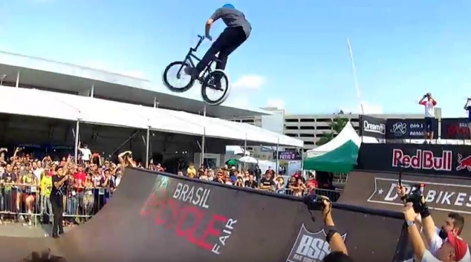 BMX #11 BRASIL CYCLE FAIR - BSS TOUR SUPER SPINE PARTE 02