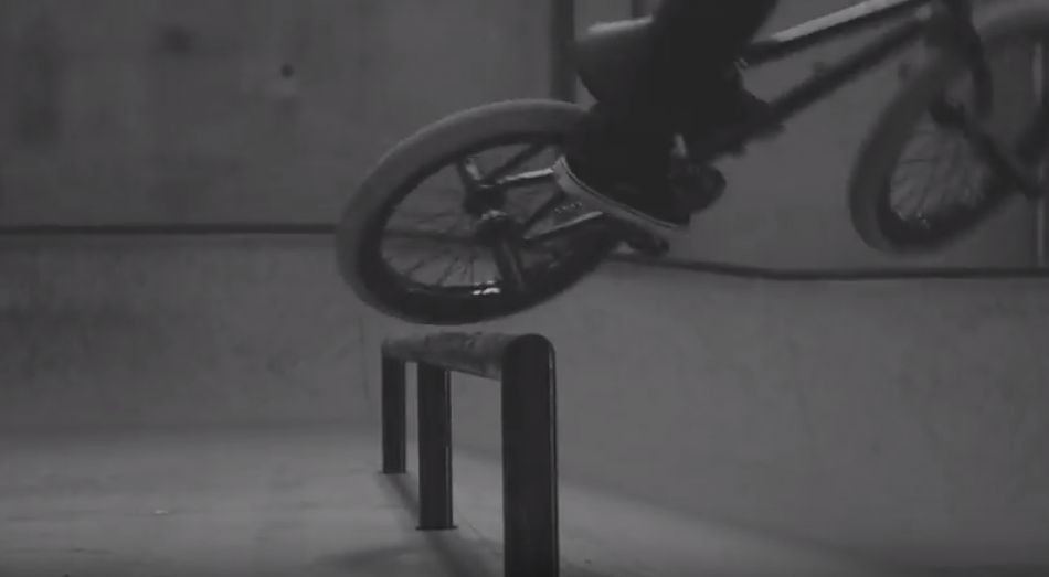 HEAVY BMX SESSION AT VANS' NEW PRIVATE PARK