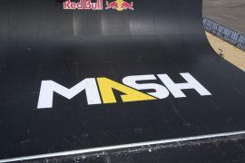 Munich Mash 2017 live on FATBMX today