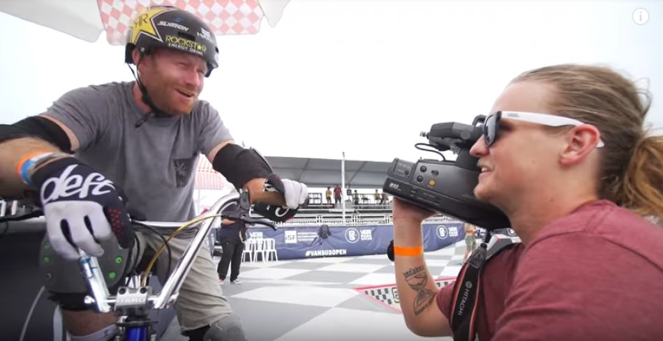 2017 Vans BMX Pro Cup: Behind The Scenes Huntington Beach