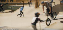 FIRST EVER AREA 51 SKATEPARK BMX SESSION by Bob Drenth