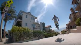 "BMX - RYAN ""BIZ"" JORDAN - SEA LEVEL - DEMOLITION PARTS"