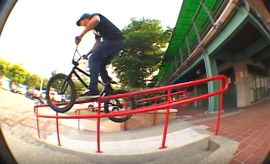 Raw VX Footy In The Streets of Taiwan! - Ep. 12 Kink BMX Saturday Selects
