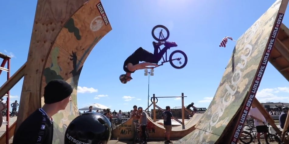 THE GREATEST BMX EVENT EVER! by Scotty Cranmer