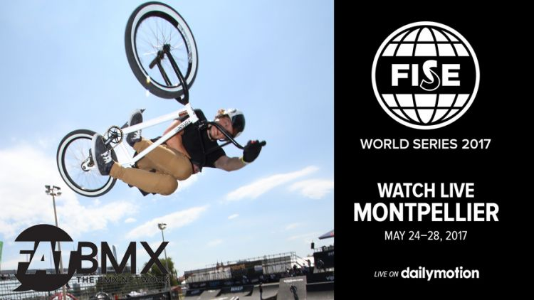 UCI BMX Park World Cup Finals live on FATBMX.com today at 17:30hr (CET)