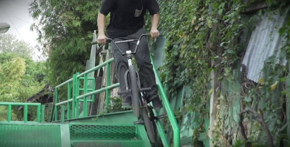 BSD BMX - Spicy Boys in Bangkok by BSD Forever BMX