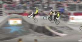 Caen BMX indoor LIVE 2018 - Sunday 18 February CAEN BMX