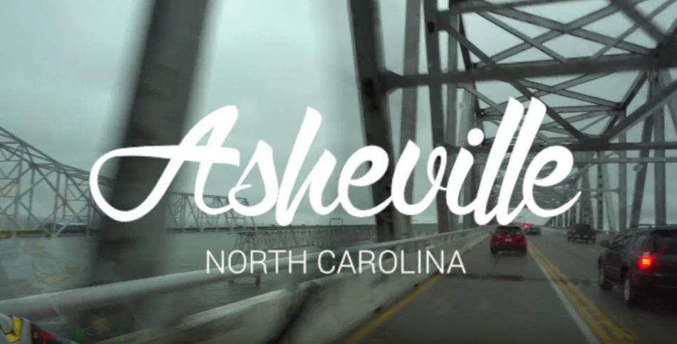 Ashville North Carolina Rad Skatepark Trip by 5050 Skatepark