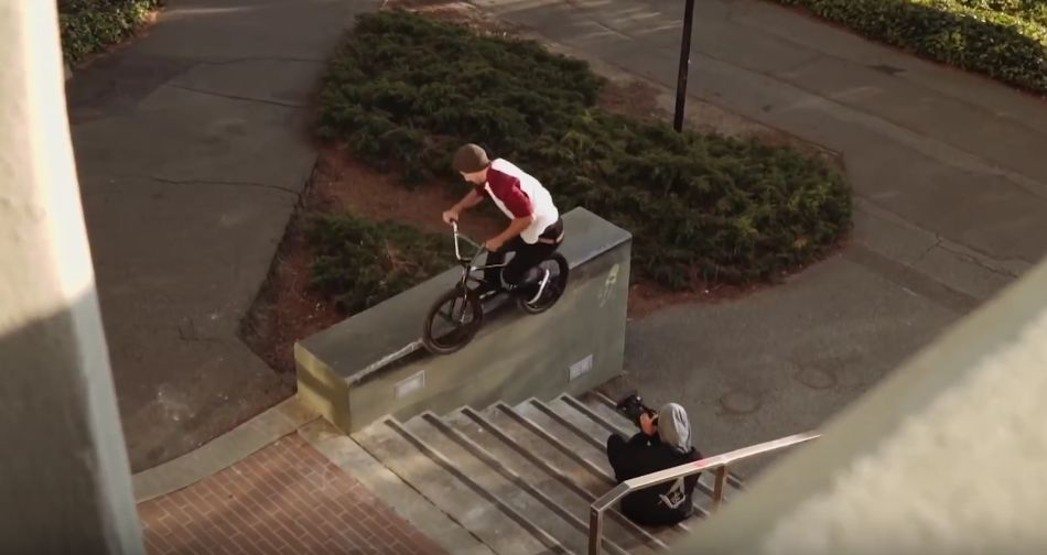 Garrett Reynolds - BMX Street [4K] by Action Sports Channel