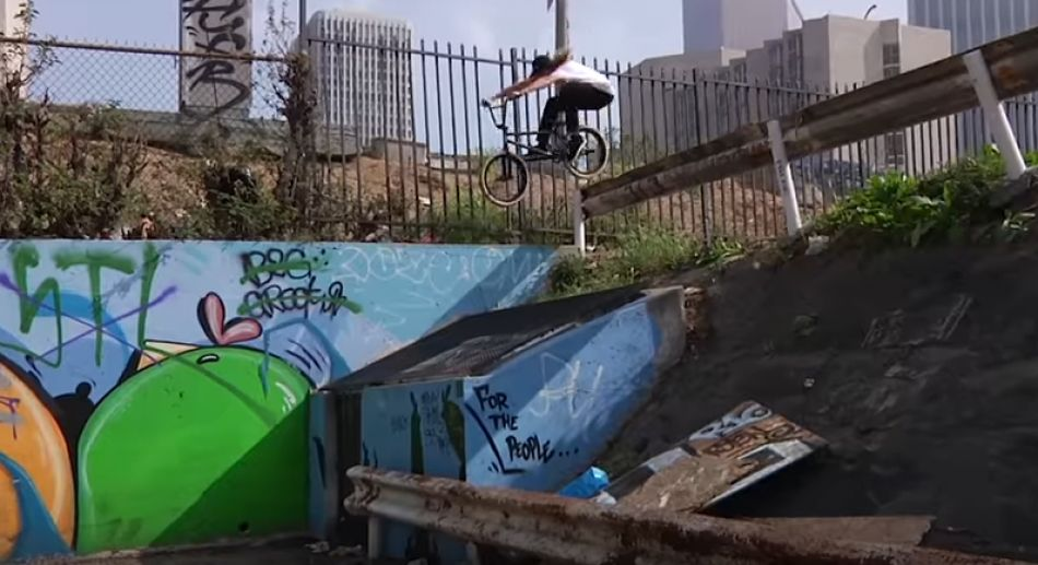 "REED STARK'S ""SAFARI SOUNDS"" PRO PART - RIDE BMX"