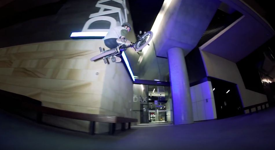 FOCALPOINT BMX - INTO THE CITY EP1