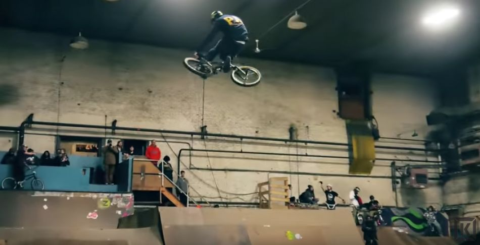 Winter Roadtrip With The Team! - Kink BMX Rustbelt Tour