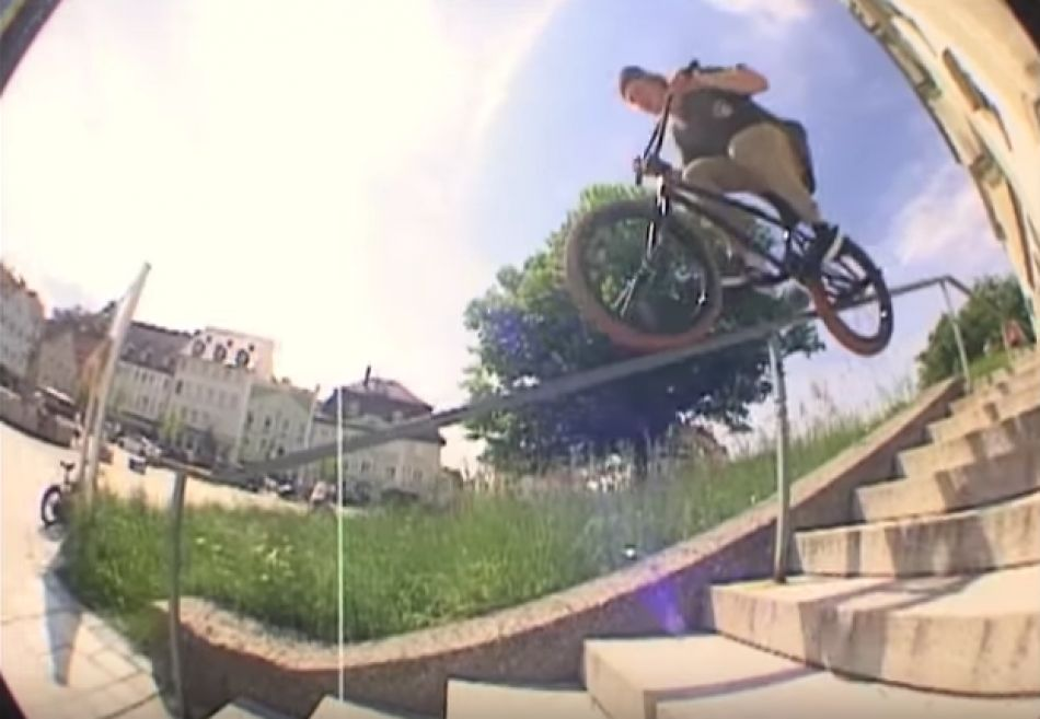 Kilian Roth - Cult X Eclat - Welcome To Pro DIG BMX Official