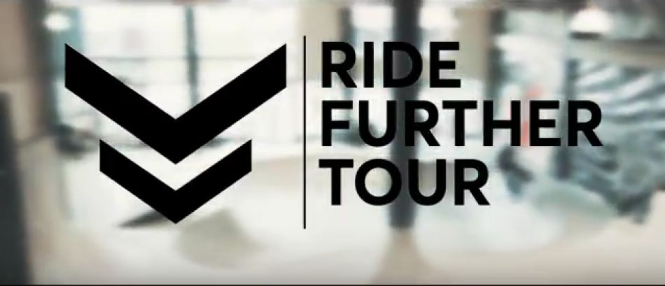 BMX - Ride Further Tour Stop #7 with Zozo Kempf, Danny Josa, JB Peytavit and more