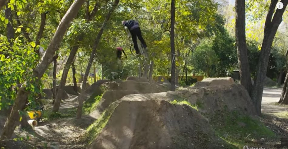 9th Street Bike Park with Chase Hawk and Cam McCaul | Locals