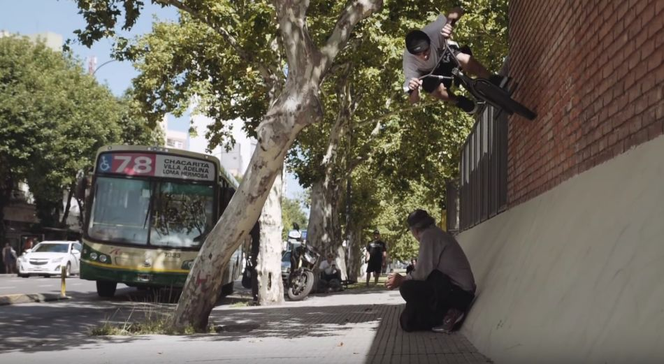 Up Close, Personal and BTS in Argentina Raw! - Ep. 28 Kink BMX Saturday Selects