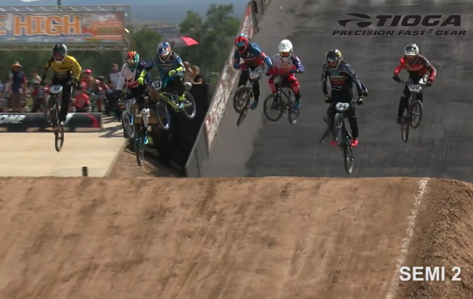 Tioga BMX Profile - Race Recap - USA BMX Mile High Nationals - North American Supercross Series Event