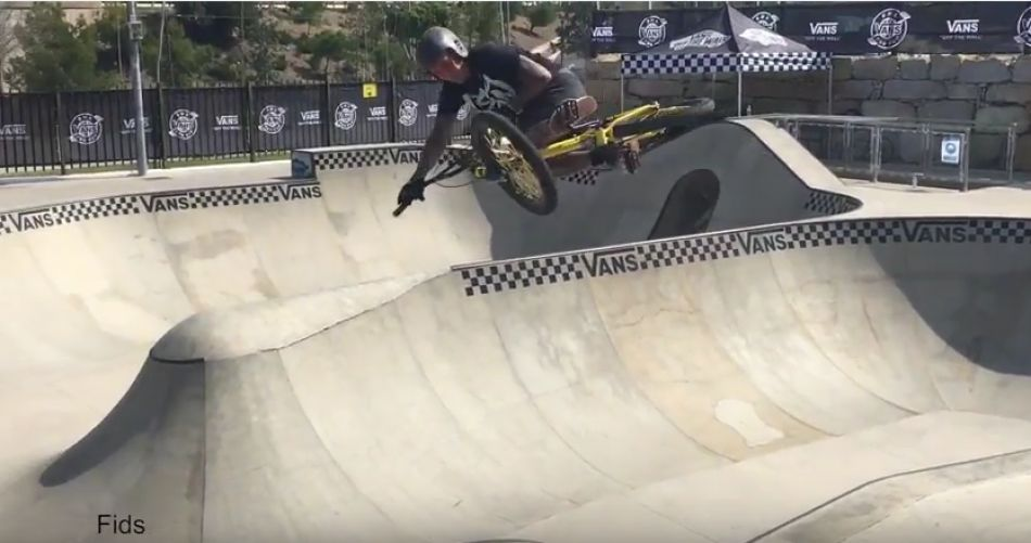 Málaga BMX Mecca - Vans Pro Cup week by Greg Illingworth