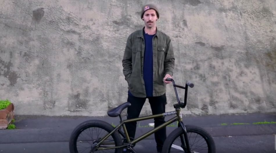 GARRETT REYNOLDS - WHAT I RIDE (BMX BIKE CHECK)