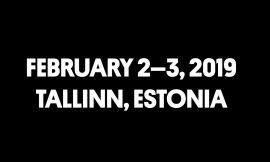SIMPLE SESSION 19: FEBRUARY 2–3, 2019 in TALLINN, ESTONIA!