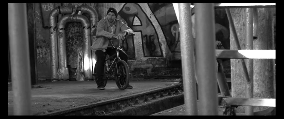 TRAILER – BMX Stephan Götz in the Streets of Berlin by Christian Berger