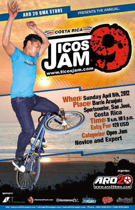 Ticos Jam 9
