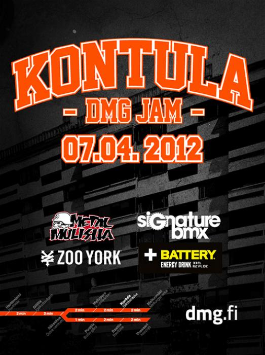 Kontula DMG Jam