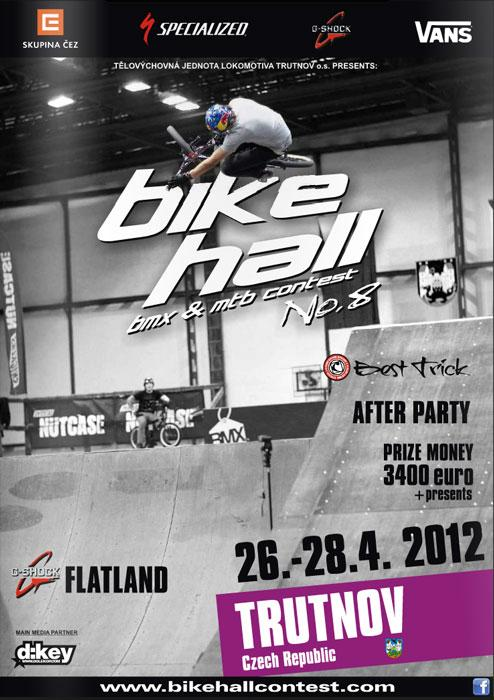 Bike Hall Contest 8 