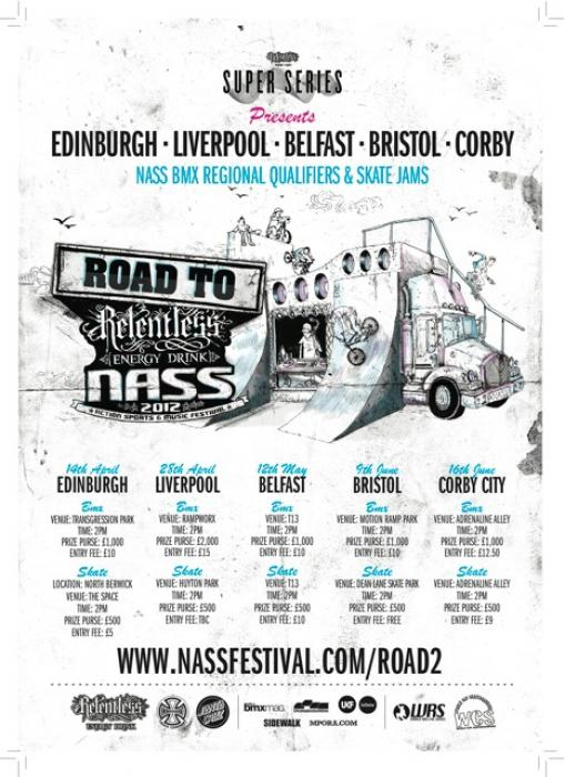 Road to NASS- Scotland BMX Qualifier