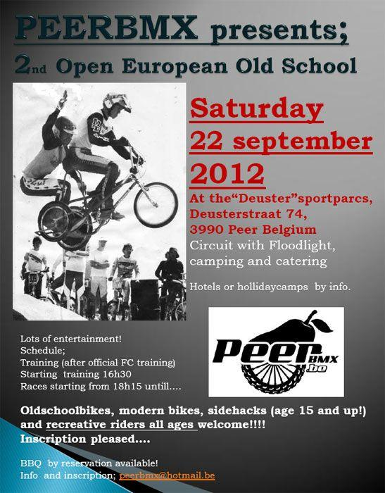 2nd Open European Oldskool