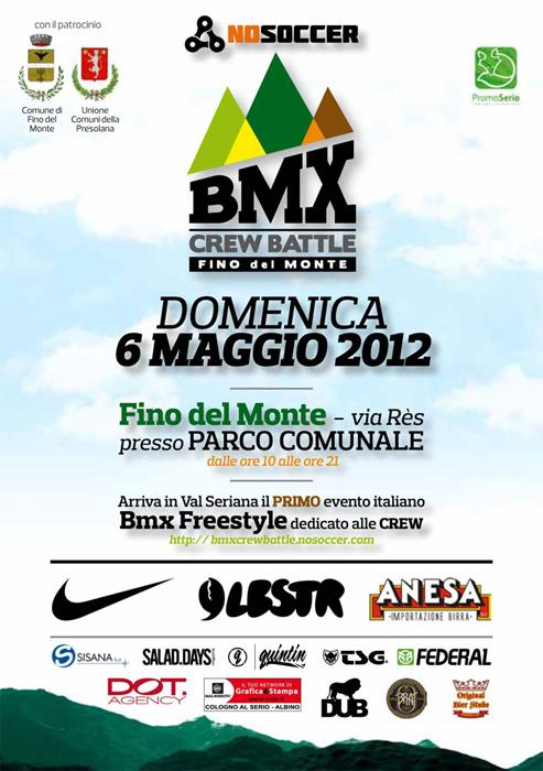 Bmx Crew Battle 2012
