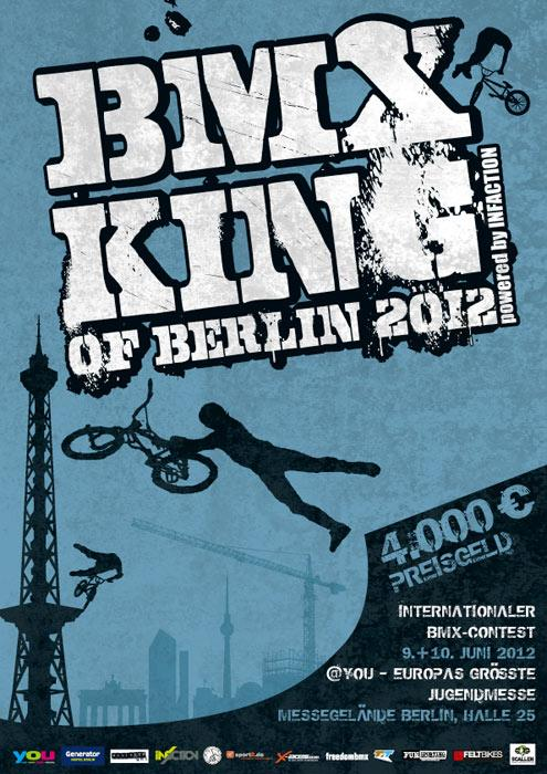 BMX KING OF BERLIN @YOU 2012