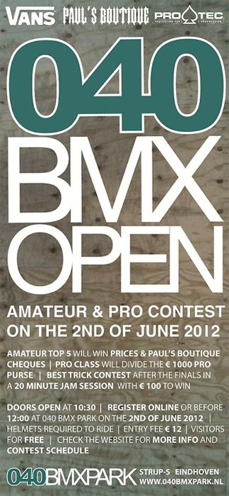 040 BMX Open