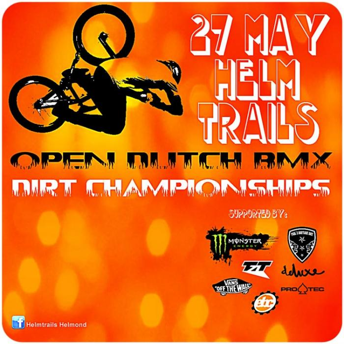 Open Dutch BMX Dirt Championships