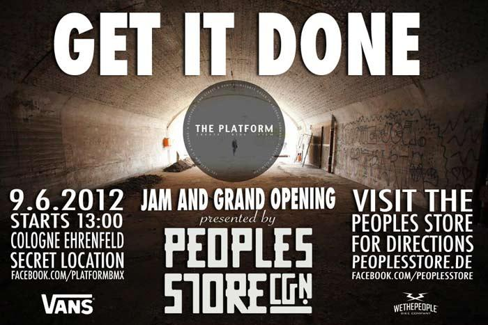 People&#039;s Store X The Platform Jam
