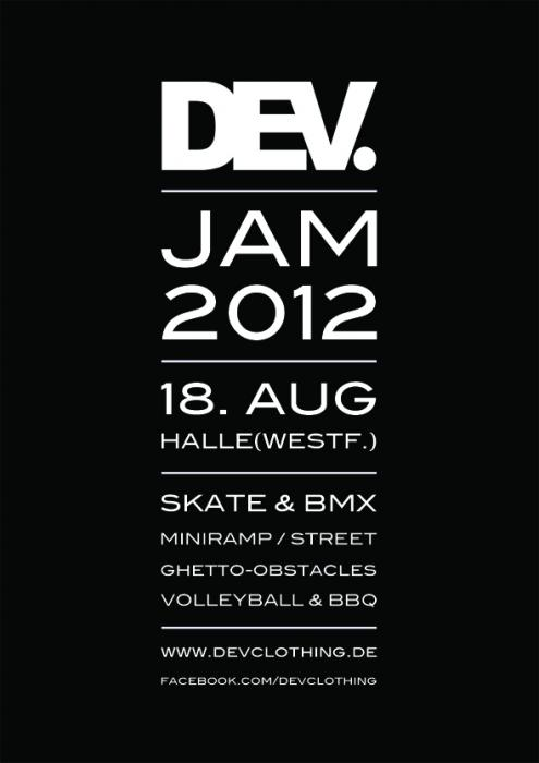 DEV. Jam 2012