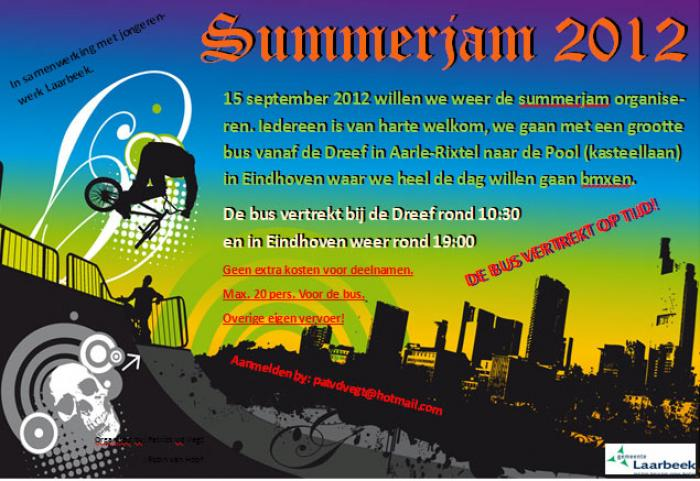 Summerjam 2012 Eindhoven