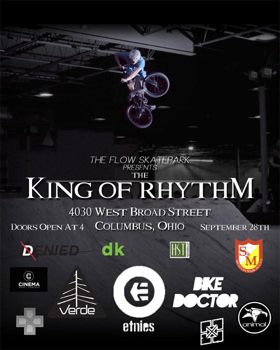 King of Rhythm 2012