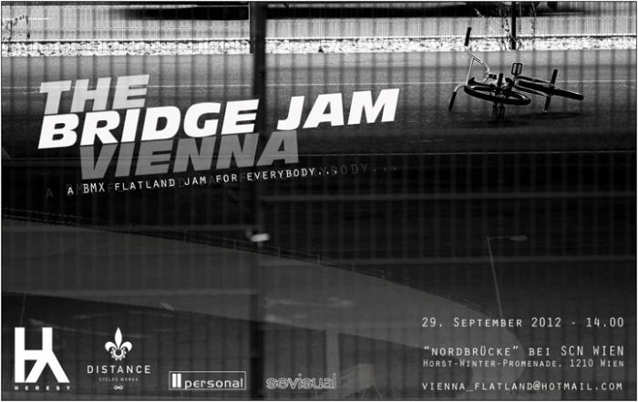 &quot;the bridge jam vienna&quot;