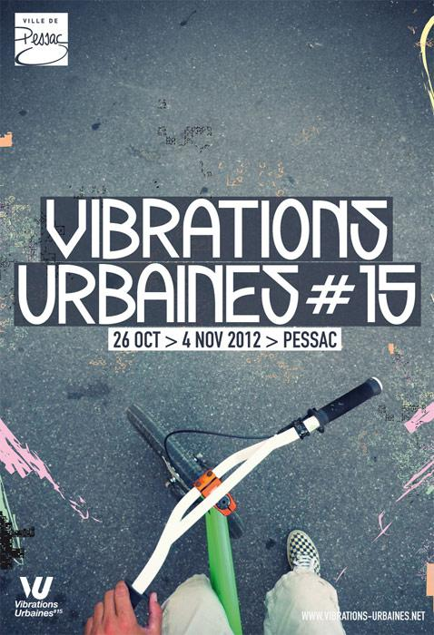 Vibrations Urbaines of Pessac (Bordeaux, FR)