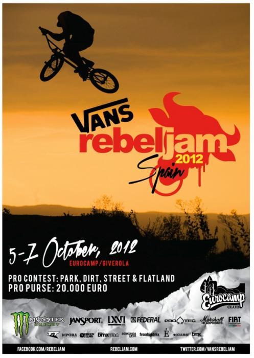 Vans rebeljam
