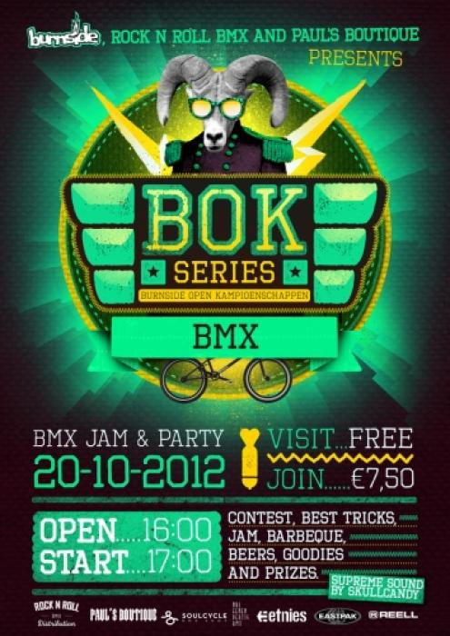 BOK BMX, Deventer, Netherlands