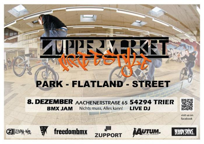 ZUPPERMARKET FREESTYLE JAM